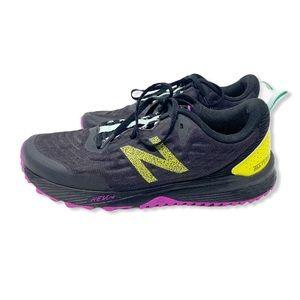 New Balance Speed Ride Sneakers Black Purple 8.5